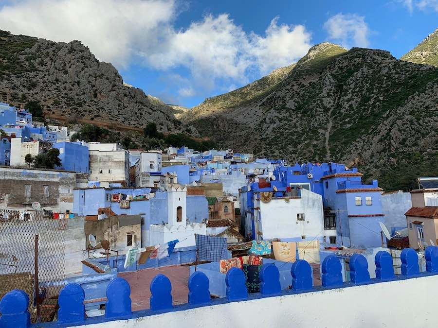 Chefchaouen (the Blue Pearl), Morocco